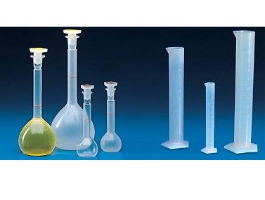 Material plastico para laboratorio